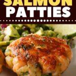Air Fryer Salmon Patties
