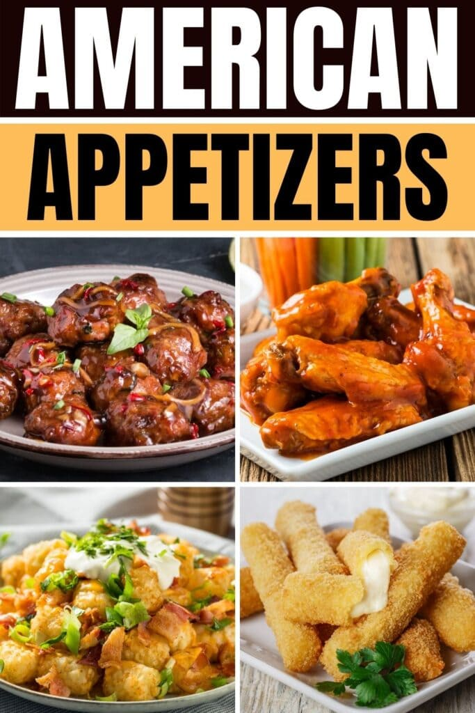 American Appetizers