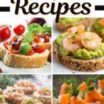 Canape Recipes