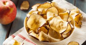 Crispy Apple Chips