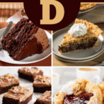Desserts That Start With D