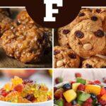 Desserts That Start With F