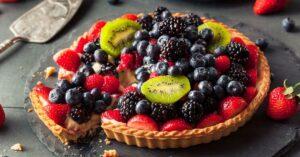 Fruit Tart with Berries