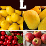 Fruits That Start With L