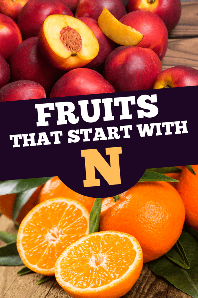 Fruits That Start With N