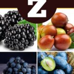 Fruits That Start With Z
