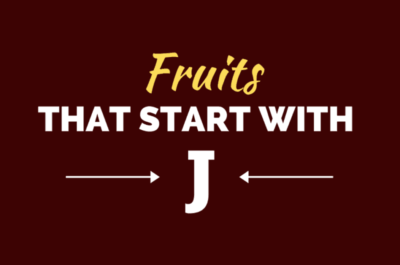 14 Fruits That Start With J