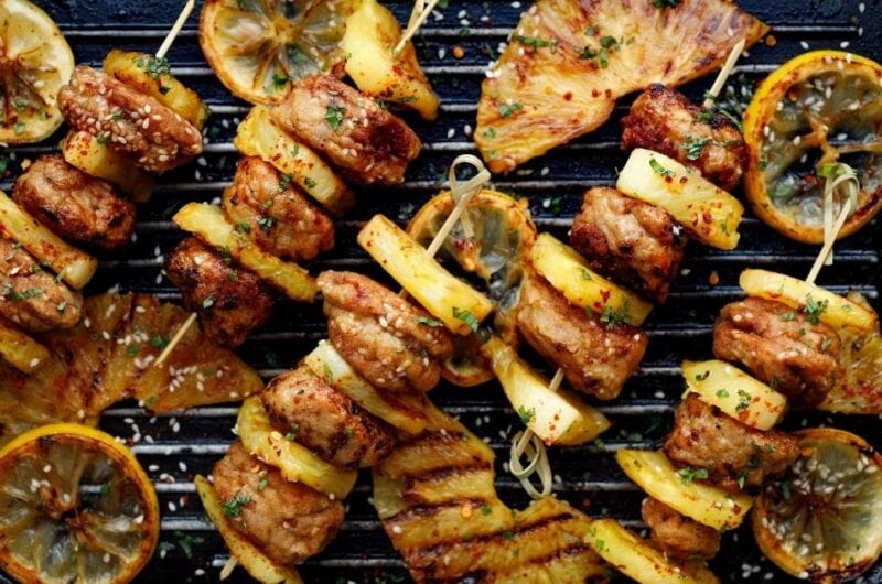 30 Easy BBQ Recipes for a Great Cookout