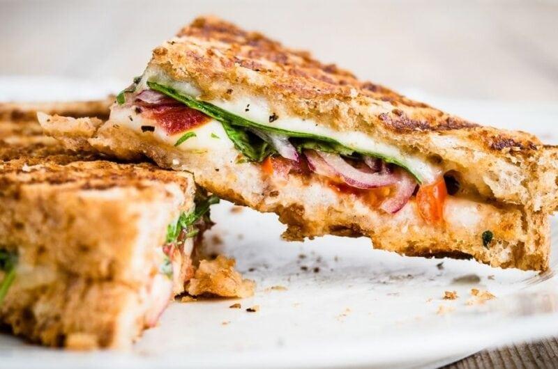 20 Best Panini Recipes