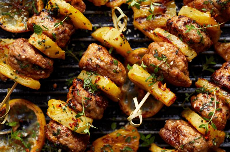 10 Luau Finger Food Recipes