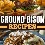 Ground Bison Recipes