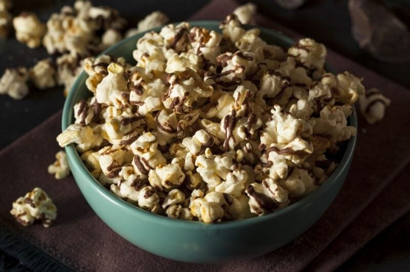 25 Best Flavored Popcorn Recipes