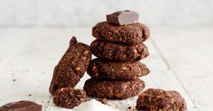 Homemade Chocolate Keto Cookies