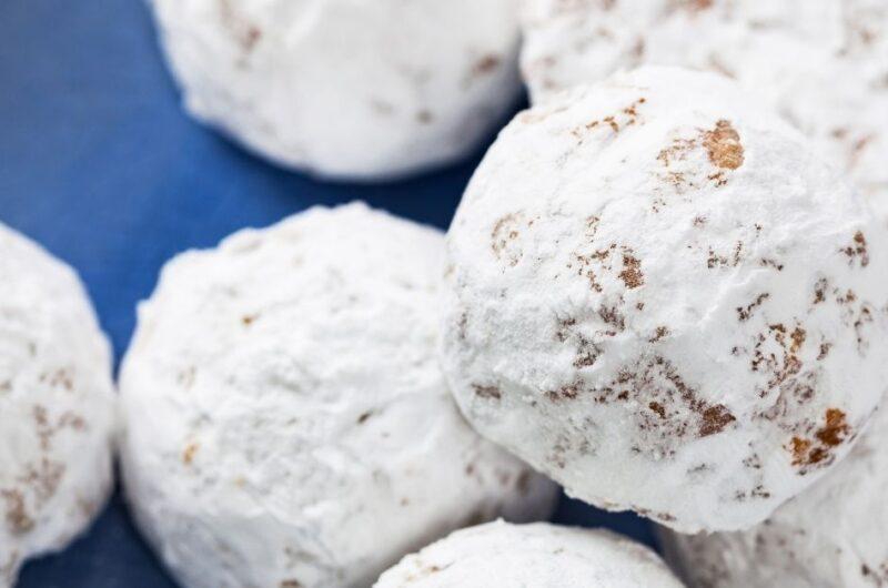 Eskimo Cookies (No-Bake Recipe)