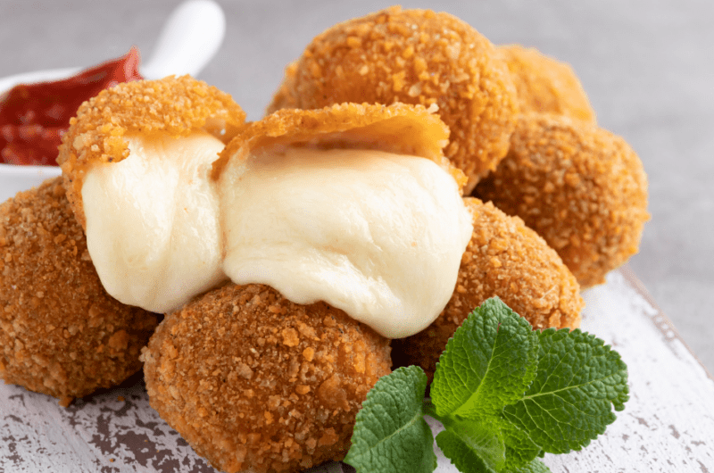 30 Fresh Mozzarella Recipes