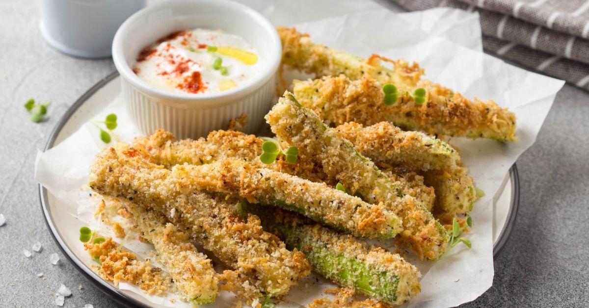 Homemade Roasted Zucchini