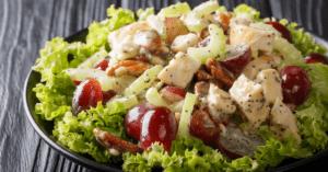 Homemade Rotisserie Chicken Salad