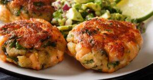 Homemade Salmon Patties