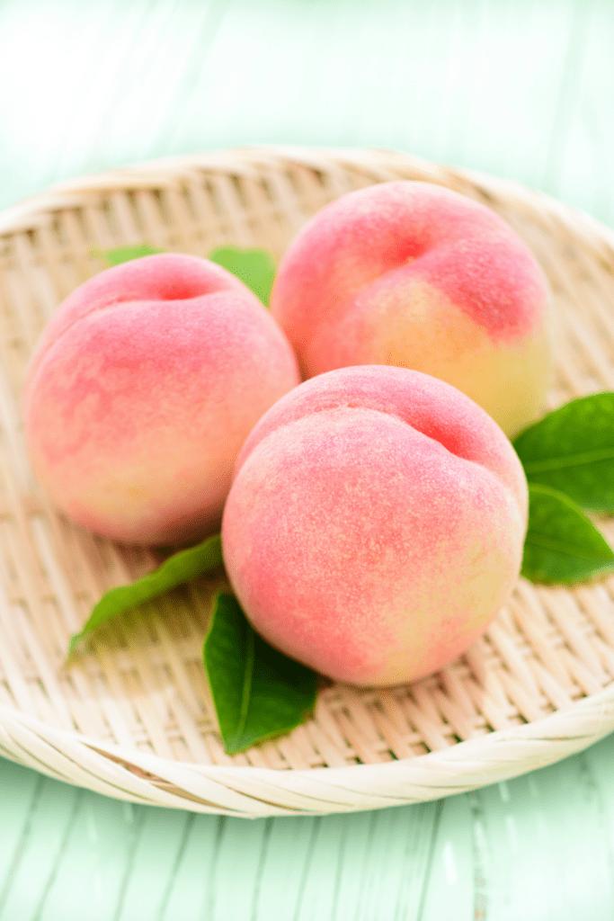 Japanese Peaches