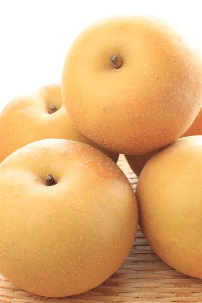 Japanese Pears