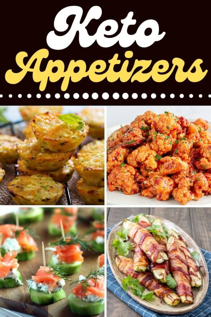Keto Appetizers