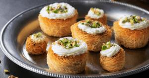 Kunafa Pastry Cookies