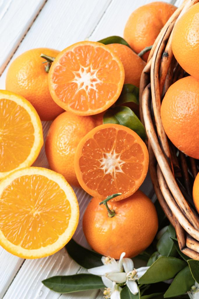 Laranja or Oranges