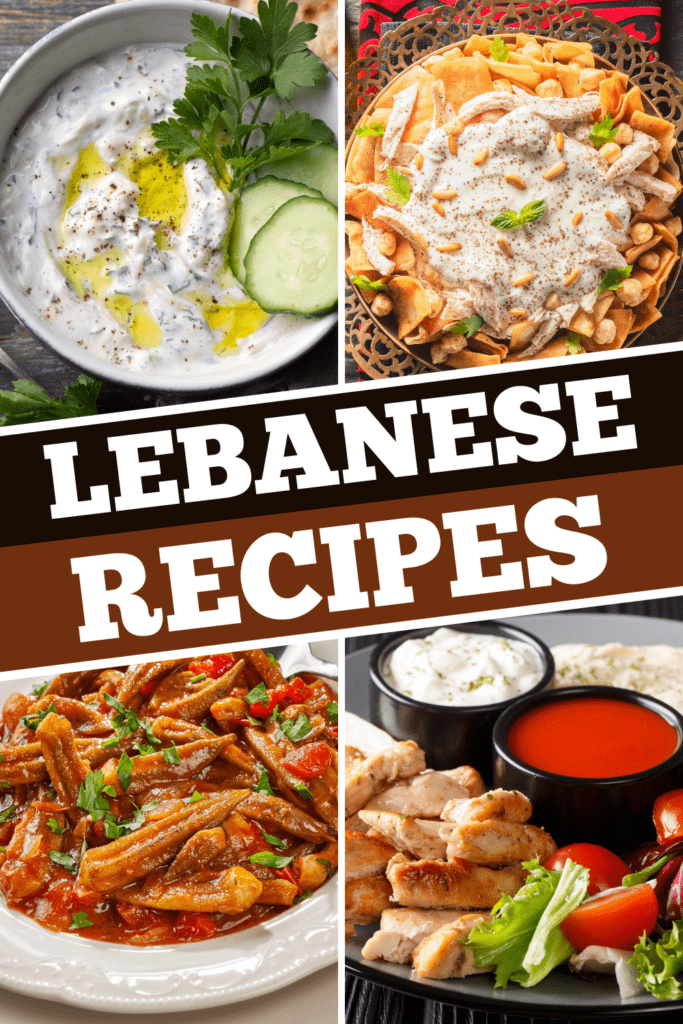 Lebanese Recipes