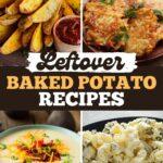 Leftover Baked Potato Recipes