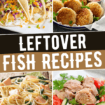 Leftover Fish Recipes