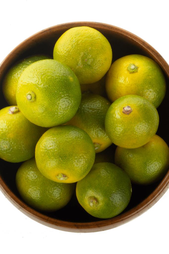 Bowl of Limequat