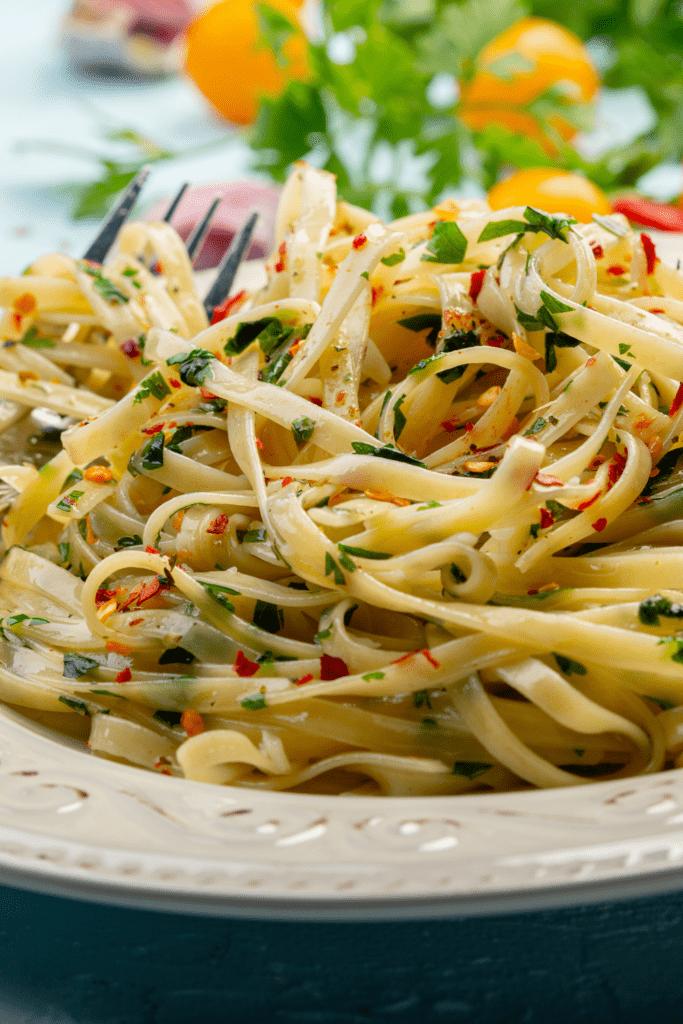 Linguini Pasta