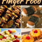 Luau Finger Food
