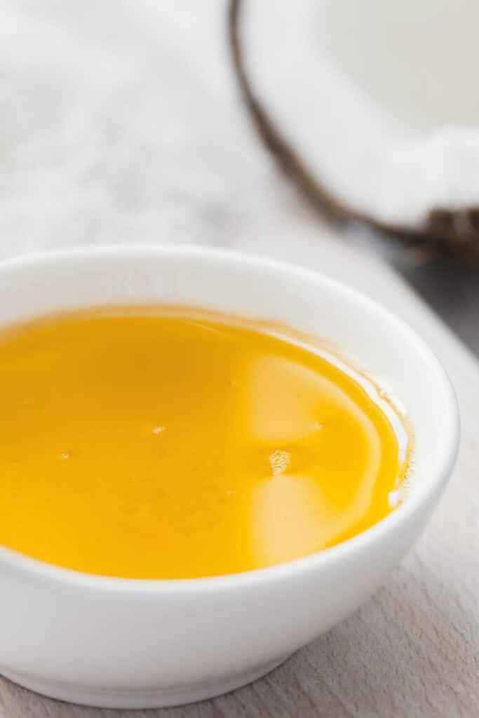 Melted Garlic Butter Sauce