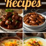 Mini-Crockpot Recipes