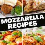 Mozzarella Recipes