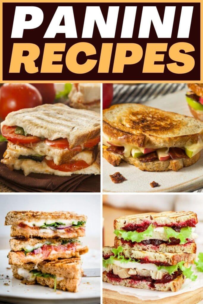 Panini Recipes