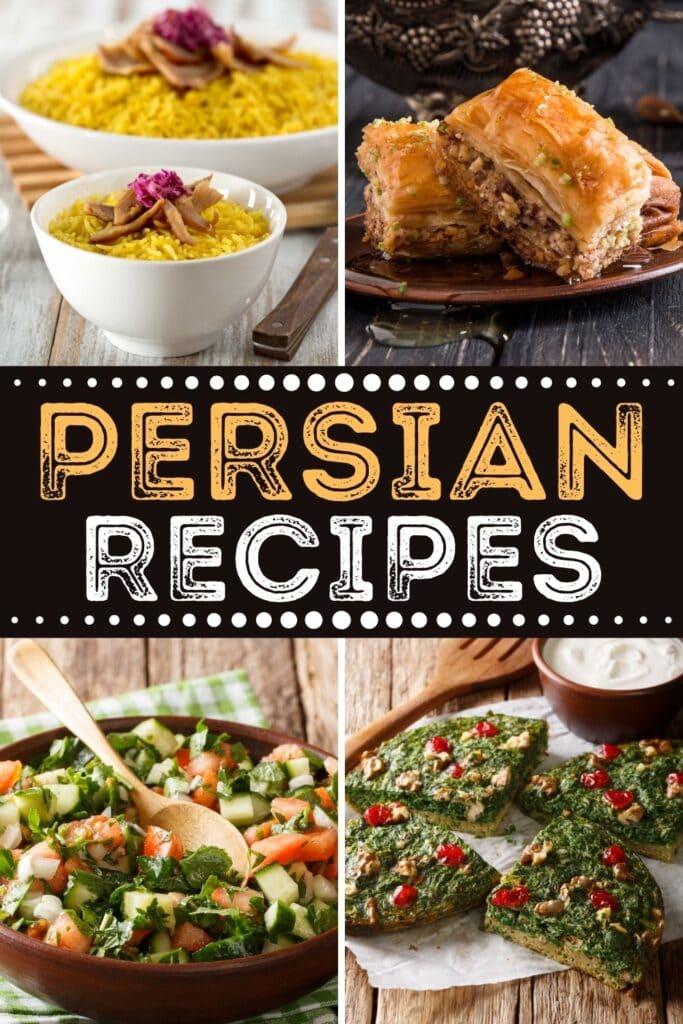 Persian Recipes