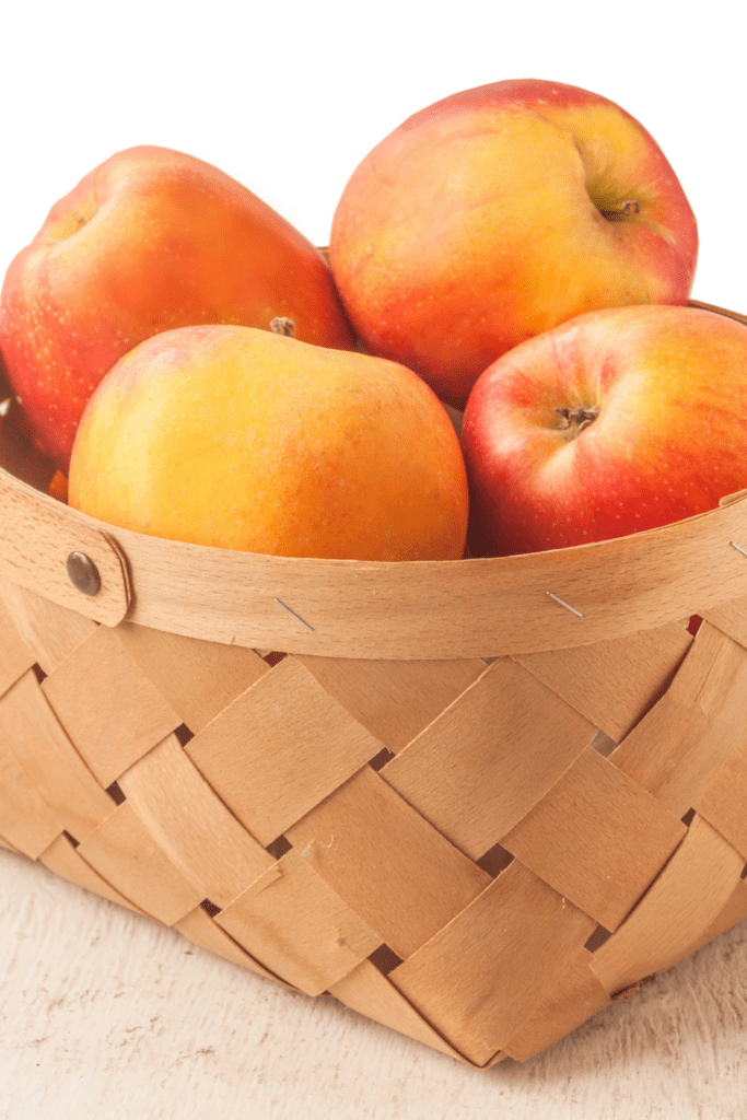Querina Apples in a Basket