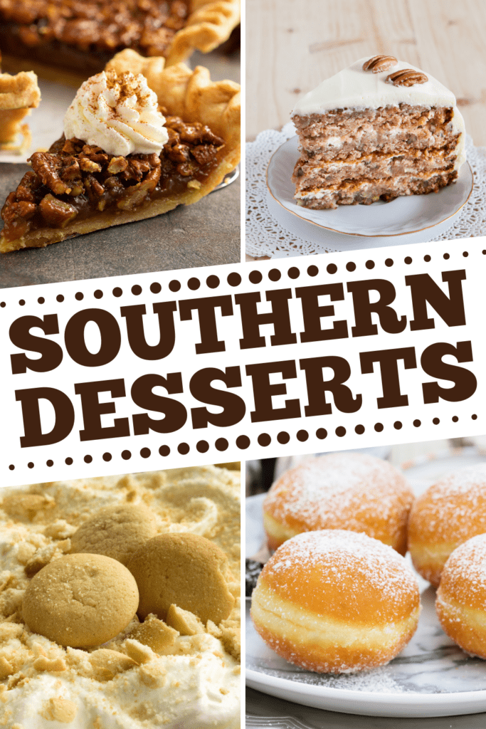 Southern‌ ‌Desserts‌