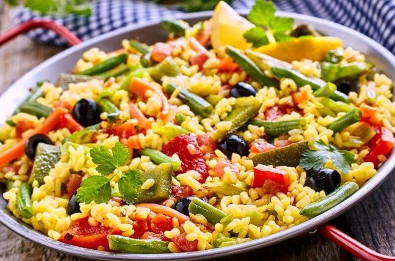 25 Easy Spanish Vegetarian Recipes
