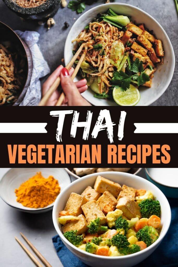 Thai Vegetarian Recipes