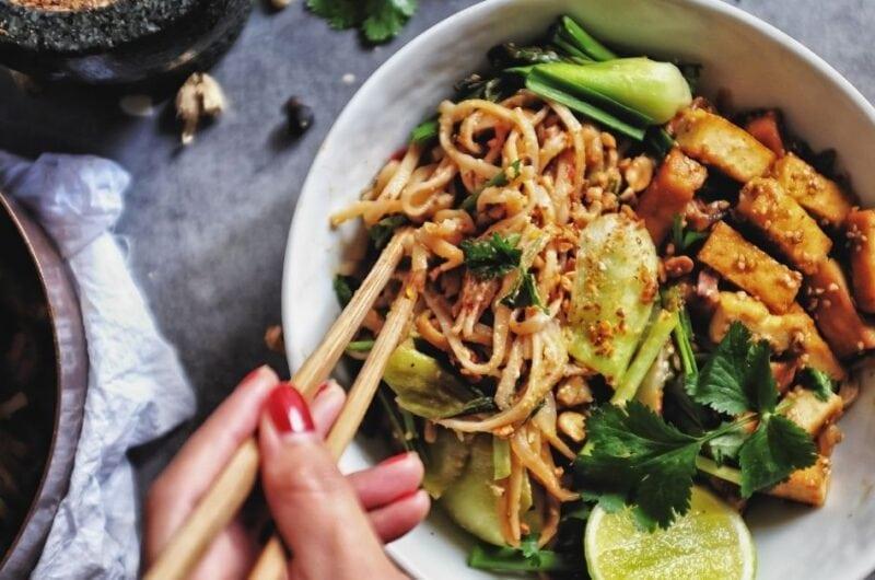 25 Authentic Thai Vegetarian Recipes