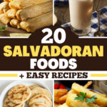 20 Salvadoran Foods Easy Recipes