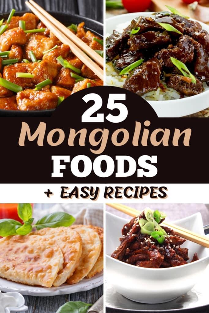 25 Mongolian Foods (+ Easy Recipes)