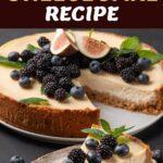 6-Inch Cheesecake Recipe