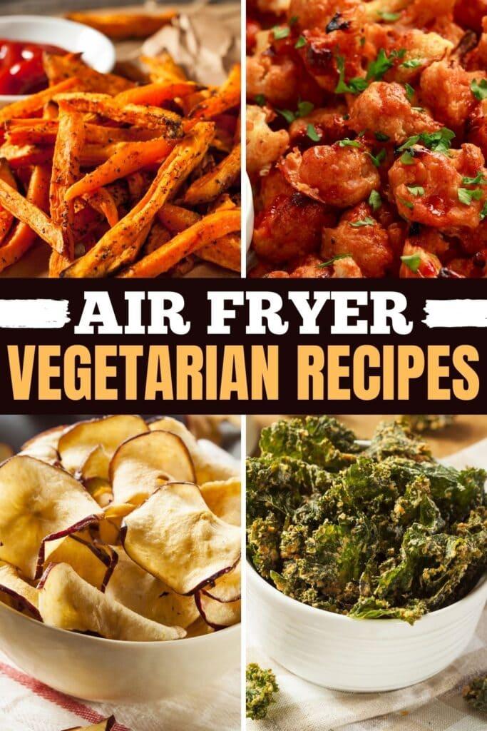 Air Fryer Vegetarian Recipes