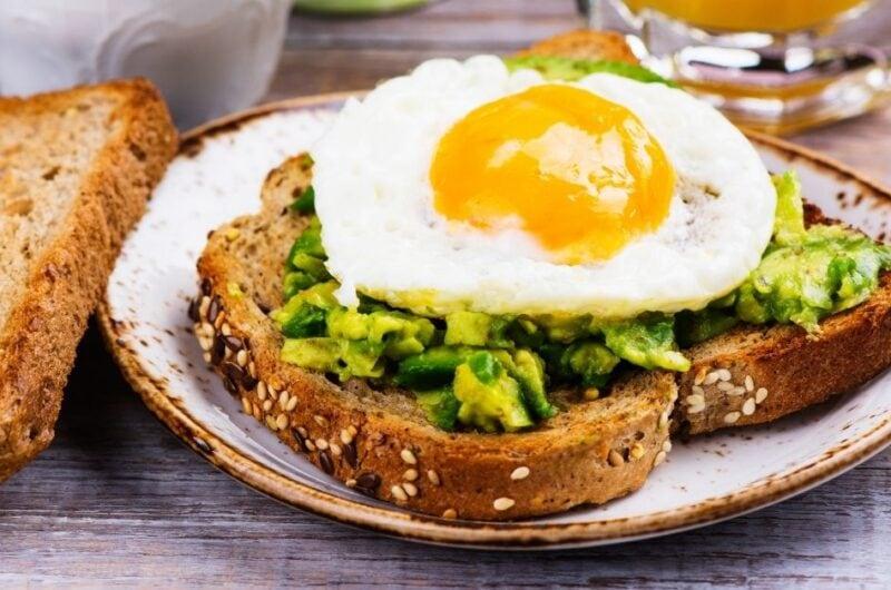25 High Protein Breakfast Ideas (+ Easy Recipes)