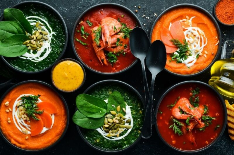26 Best Vegetarian Soup Recipes