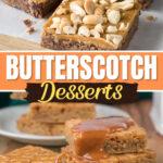 Butterscotch Desserts